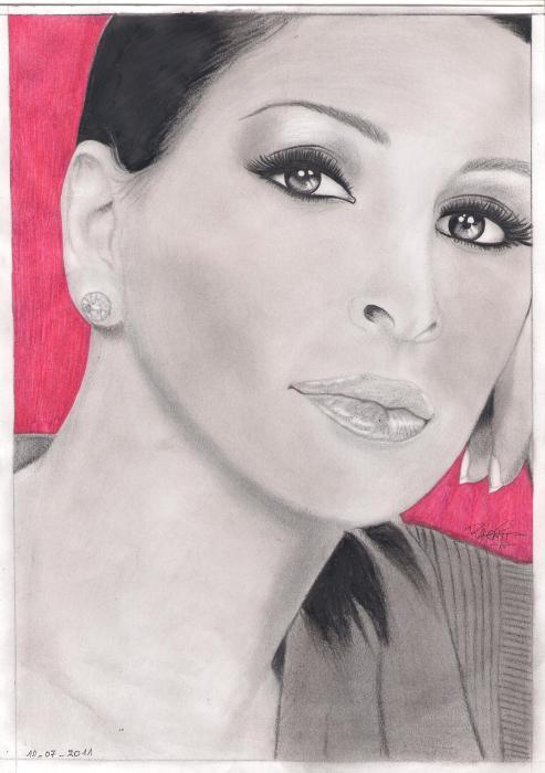 Elissa Khoury por Pink-pinther